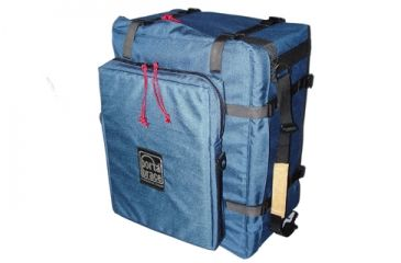 PortaBrace Laptop Pouch Module - shown attached to Modular Backpack, sold separately
