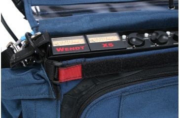 PortaBrace MXC-X4 Audio Combination Mixer Case for Professional Sound M4 & Wendt X4 / X5