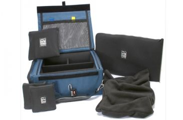 Porta-Brace PB-2750IC Hard Case with Wheels and Removable Internal Soft Case