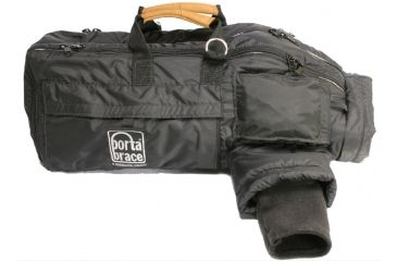 PortaBrace POL-25 Polar Bear Insulated Camera Case - Black