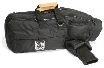 PortaBrace POL-3 Polar Bear Insulated Camera Case - Black