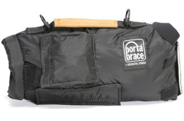 PortaBrace POL-M2 Polar Mitten Heated Insulated Mini-DV Camera Case - Black