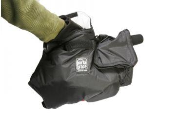 PortaBrace POL-MVX200-XH Polar Mitten Heated Mini-DV Video Camera Case - Black