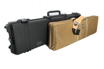 Porta Brace Rifle Case and Backpack (Hard Case SOLD SEPARATELY)