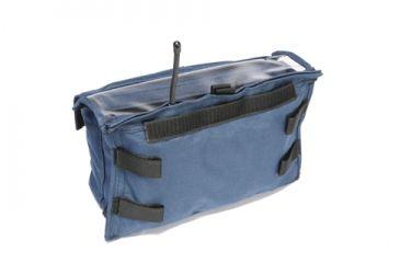 Porta0Brace Wireless Microphone Case - Blue
