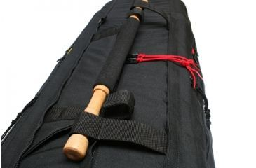 Portabrace Tripod ShellPack - Black