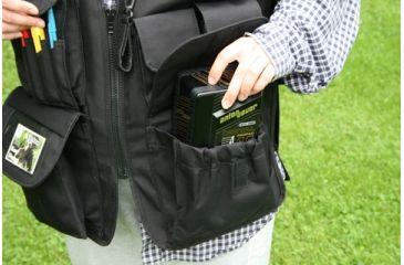 PortaBrace Video Vest - Black