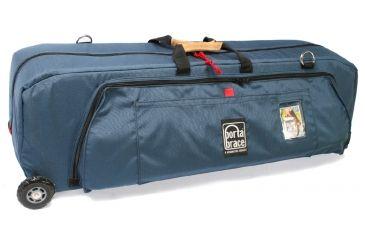 PortaBrace Wheeled Cases - Run Bag, Blue WRB-3OR