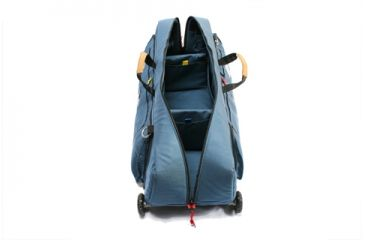 Porta Brace WRB-3OR Wheeled Cases - Run Bag, Blue