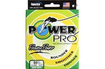 Power Pro 80 X 300 Yd Green 792721