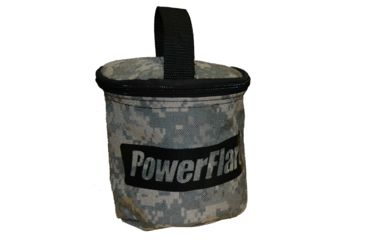 Powerflare Carry Bag for PF-200 Safety Lights - Holds up to 2 Units, ACU BAG2-ACU