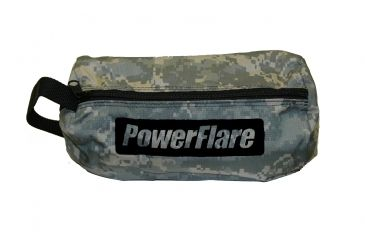 Powerflare Medium Storage & Carry Bag for PF-200 Safety Lights - Hold up to 8 Units, ACU BAG8-ACU