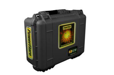 Powerflare PF-200 Multipack - 24 Units in Various LED Colors,24 Batteries,Black Case MULTIPACK24-BK