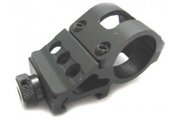 PowerTac Offset Weapon Mount for Gladiator and Warrior Flashlights