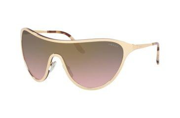 6eade0b27255 Prada CATWALK PR72VS Sunglasses 5AK707-33 - , Pink Gradient Grey Mirror  Gold Lenses
