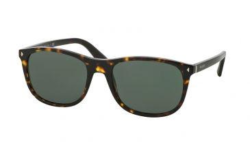 2b39ee6b8f3 Prada JOURNAL PR01RSF Sunglasses 2AU3O1-57 - Havana Frame
