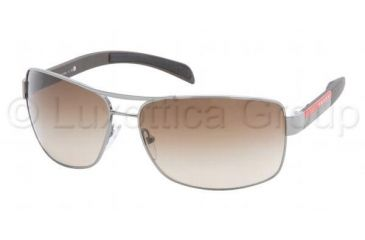 Prada PS54IS Bifocal Prescription Sunglasses PS54IS-5AV6S1-6514 - Lens Diameter 65 mm
