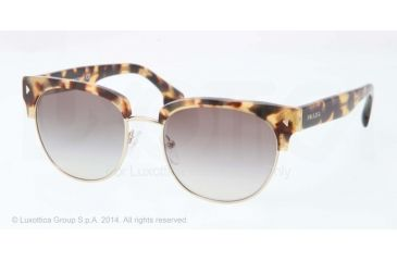 55af772fa39b8 Prada PORTRAIT PR08QS Single Vision Prescription Sunglasses  PR08QS-7S00A7-51 - Lens Diameter 51