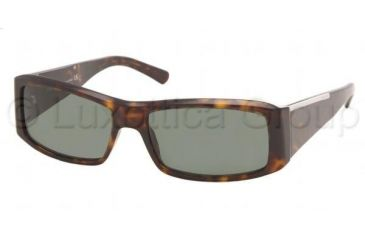Prada PR 13IS Sunglasses Styles - Havana Green Frame, 2AU3O1-5616