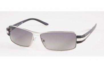 Prada PR 50HS Sunglasses Styles - Silver Frame, 1BC3M1-5812