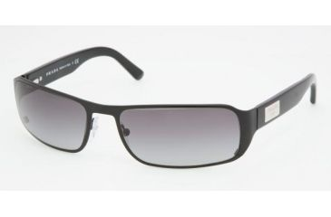 8935a449f6 Prada PR 61MS Sunglasses Styles - Matte Black Frame   Gray Gradient Lenses