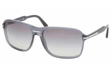 Prada PR02NS #PD63M1 - Denim Gray Gradient Frame
