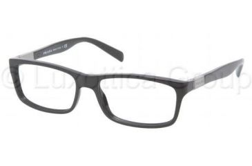 Prada PR02OV Single Vision Prescription Eyewear 1AB1O1-5316 -