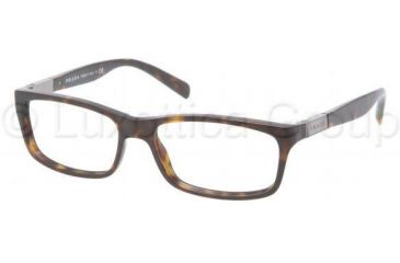 Prada PR02OV Single Vision Prescription Eyewear 2AU1O1-5316 -