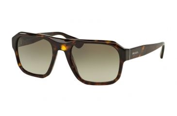 b5ec96539d Prada PR02SS Sunglasses 2AU4M1-55 - Havana Frame
