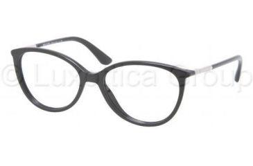 Prada PR03OV Bifocal Prescription Eyeglasses 1AB1O1-5116 -
