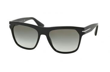 365a602c03ae Prada PR03RS Sunglasses 1AB0A7-55 - Black Frame