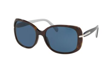 297e07a9ca5f1 Prada PR08OS Sunglasses 2AU1V1-57 - Havana Frame