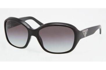 Prada PR10MS #1AB3M1 - Gloss Black Frame