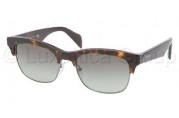 Prada PR11PS Bifocal Prescription Sunglasses PR11PS-2AU3M1-5419 - Lens Diameter 54 mm, Frame Color Havana