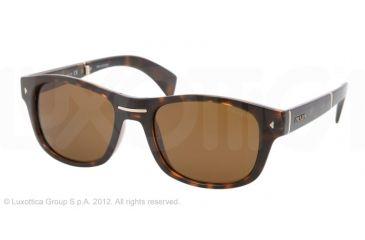 Prada PR14OS Prescription Sunglasses PR14OS-2AU1H0-54 - Lens Diameter 54 mm, Lens Diameter 54 mm, Frame Color Havana