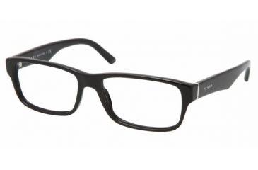 Prada PR16MV #1AB1O1 - Gloss Black Frame, Demo Lens Lenses 5316