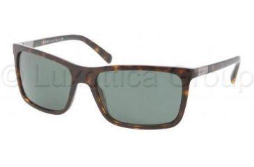 Prada PR16OS Bifocal Prescription Sunglasses PR16OS-2AU3O1-5917 - Lens Diameter 59 mm, Frame Color Havana