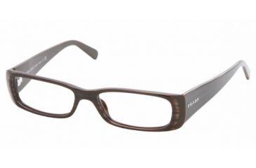 Prada PR17LV #7N61O1 - Black Ebony Frame