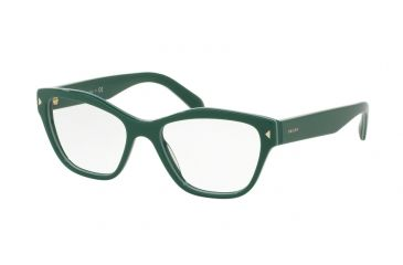 Eyeglass Green Frame : Prada PR27SV Eyeglass Frames Up To 45% OFF PR27SV-UR11O1-53