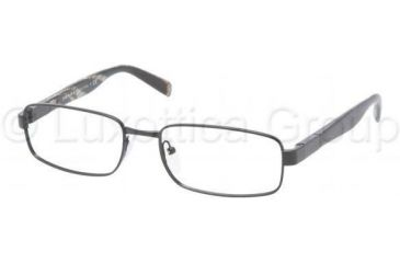 Prada PR50OV Bifocal Prescription Eyeglasses 1BO1O1-5217 -