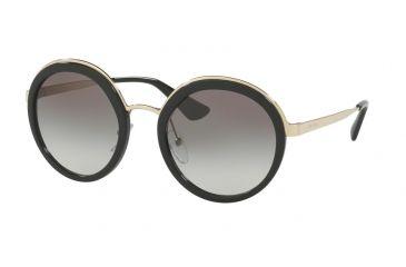 f6b33a2645 Prada PR50TS Sunglasses 1AB0A7-54 - Black Frame