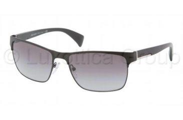 fd45ba93ab Prada PR51OS Sunglasses FAD3M1-5817 - Matte Black Frame