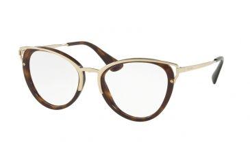 d4da11ad71 Prada PR53UV Eyeglass Frames 2AU1O1-52 - Havana Frame