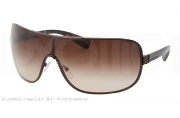 be85e3725280 Prada PR54OS Sunglasses ACD6S1-41 - Brown Demi Shiny Frame