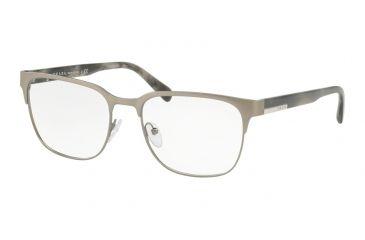d2c38fa1634 Prada PR57UV Eyeglass Frames 7CQ1O1-54 - Matte Gunmteal Frame
