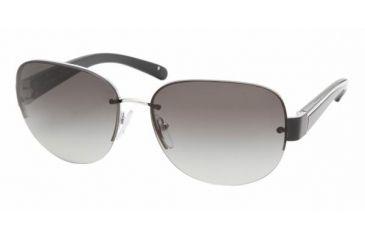 Prada PR60LS #1BC3M1 - Silver Gray Gradient Frame