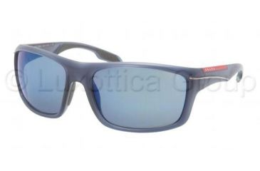 Prada PS01NS Prescription Sunglasses PS01NS-MAF9P1-6318 - Lens Diameter 63 mm, Frame Color Avio Demi Shiny