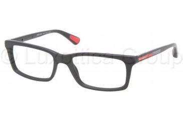 Prada PS02CV Progressive Prescription Eyeglasses 1AB1O1-5317 -