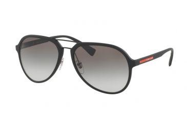 d72d30994a Prada PS05RS Sunglasses DG00A7-58 - Black Rubber Frame