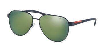 2ccab0e993 Prada PS54TS Prescription Sunglasses PS54TS-7AN213-58 - Lens Diameter 58  mm